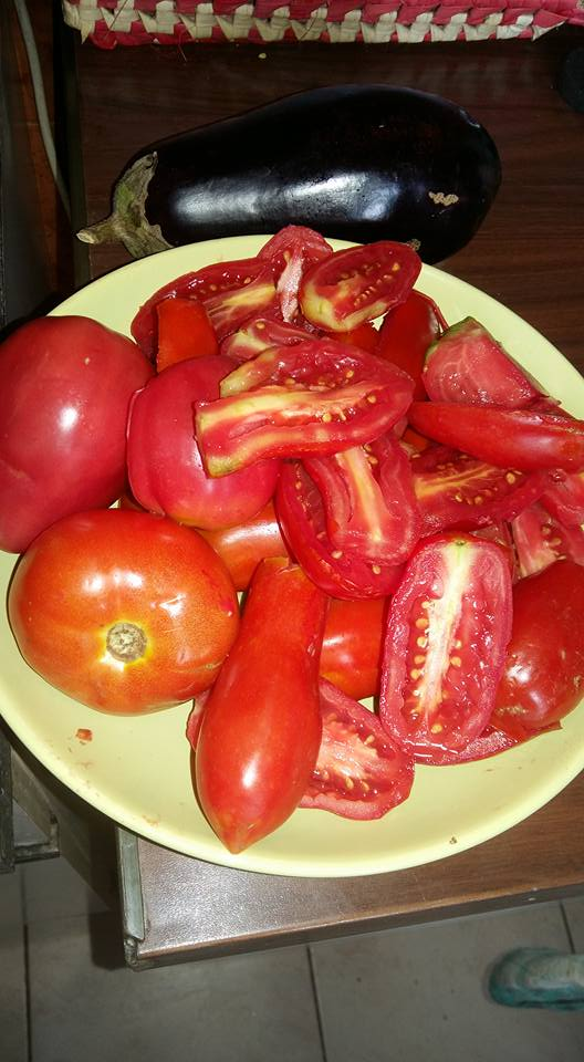 Winter food prep ideas include making salsa :) yum!