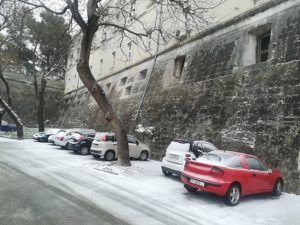 croatia winter weather